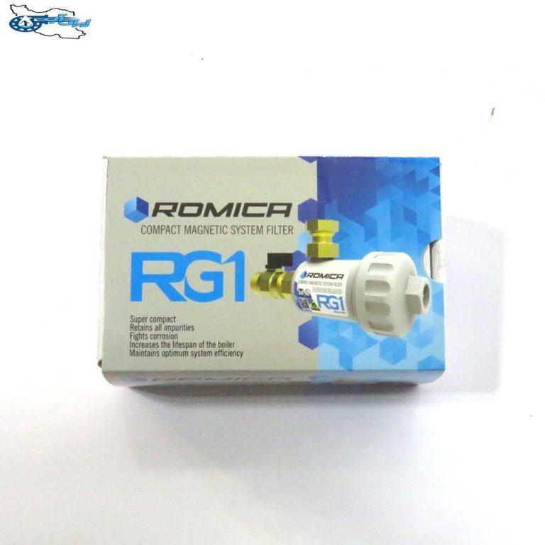 فیلتر مغناطیسی مدار گرمایش رومیکا