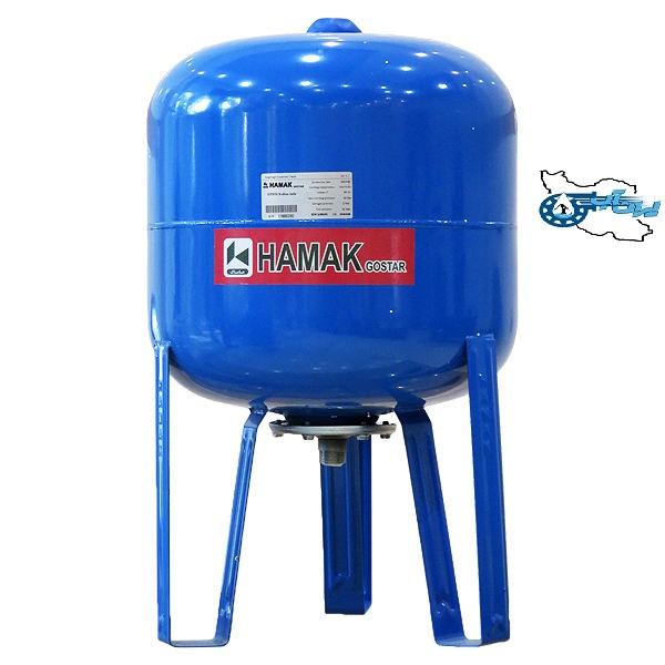منبع 60 لیتری تخت فشار