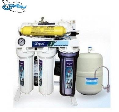 دستگاه تصفیه آب مدل royal
