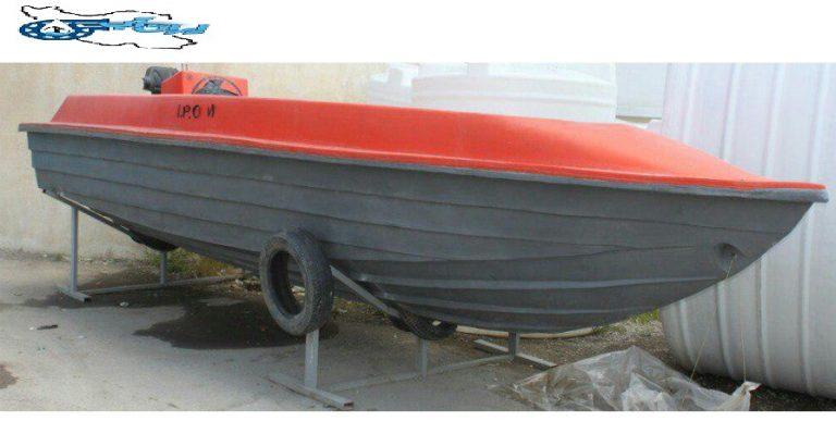 قایق 21 نفره پلی اتیلن