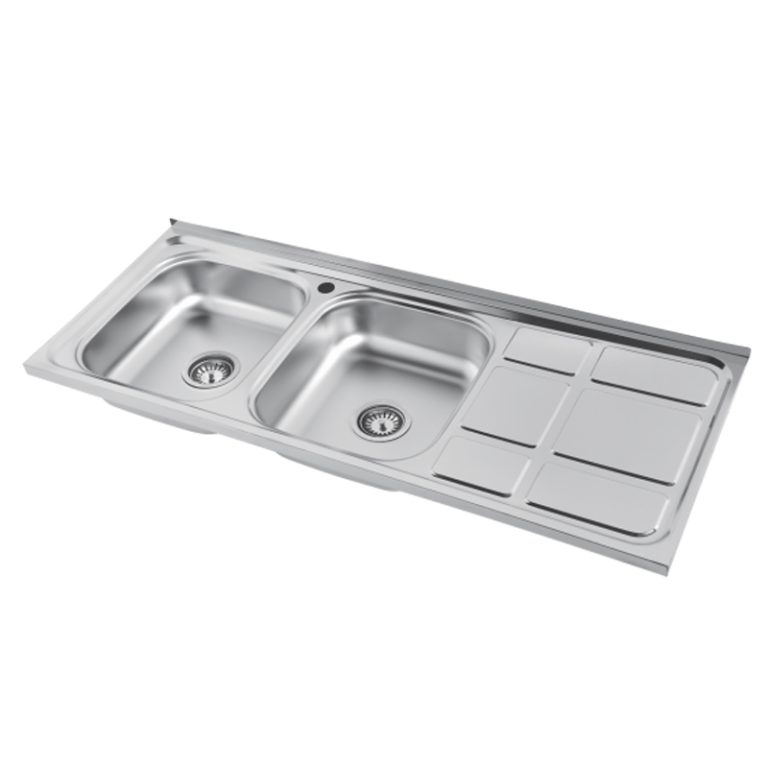سینک ظرفشویی نگین الماس مدل SA04